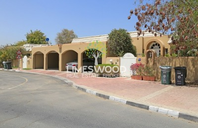 Stunning 3BR + M Single Story Villa In JUMEIRAH 3 FOR RENT -