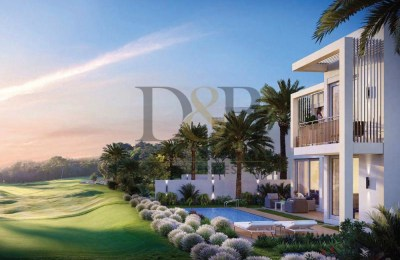 4BR INDEPENDENT VILLA ON THE GOLF COURSE -