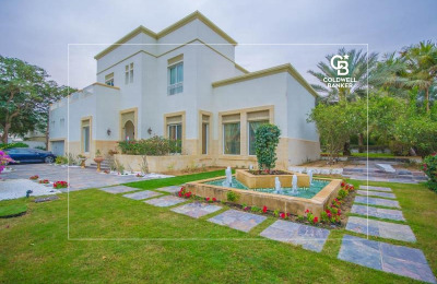 Sector H 6 Beds Golf View with large open ground floor -