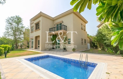 Fully Renovated|4 Bed Villa|Lake View|JI -