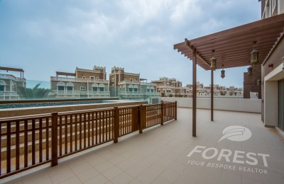 4 Bedrooms | Town House | Balqis Residence -