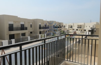 Prime Location Brand New 3 Bed Rooms Plus Maids -