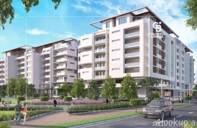 1BR in newly completed Sobha Hartland low-rise apartment -