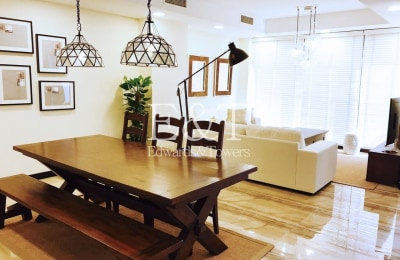 4BR Townhouse with Private Elevator  JVC -