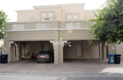 FREE: MAINTENANCE | Traditional Style 3 Br+Maid+Living | Middle Unit -