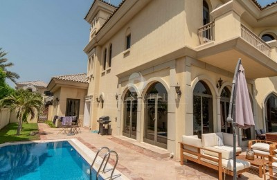 Vacant, Exceptional 4 Bedroom Villa for Rent -