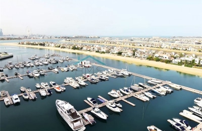 Furnished | Full sea view | High floor -