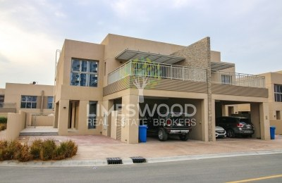 GRAB THE HOTTEST DEAL IN DSO   4 BED TWIN VILLA   VACANT -