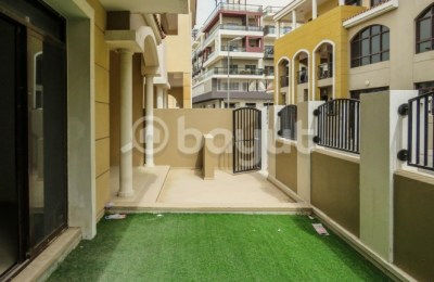 Large Townhouses in Fortunato at Jumeirah Village Circle -