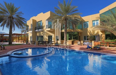 Excellent Finishes | 4 BR with Pool View -