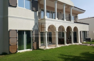 Huge Luxury Villa in Green Community DIP -