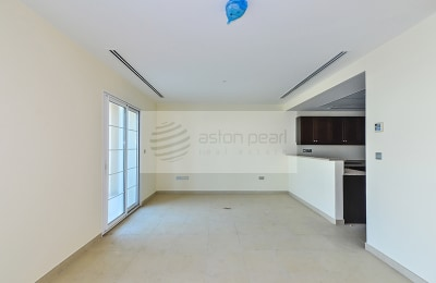 Huge Corner 2BR+M Nakheel Townhouse, Available Now -