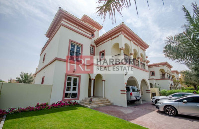 Upgraded 4BR E2 Type Cordoba Villa + Park View -