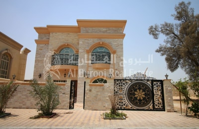 Live Close to the Mall- 7BR Villa in Al Quoz- Book Now -