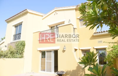 Single Row Type C,2 bedroom close to park -