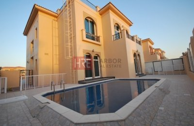 Custom Made Private 4BR + Study Room Villa with Swimming Pool in Phase 1! -