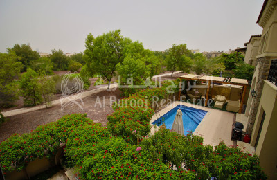 Exclusive Family Living in Jumeirah Golf Estates-4BR+Maids' -