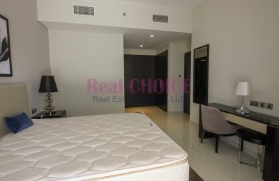 Rented Fully Furnished Serviced Apartment|1BR -