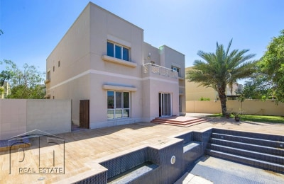 Type 13 | Large Plot | Lake Views | Private pool -
