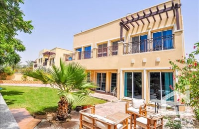 UNIQUE VILLA / 5BR + Maids / Rented Unit -