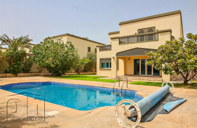 Reduced - Private Pool - District 3 -