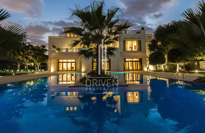 A RARE 7 BED VILLA |FULLY FURNISHED UNIT -