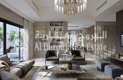 Contemporary Living | MAG Eye | MBR City|4BR Townhouse -