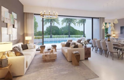 6Beds+Maids,Pay 25% & Move in,Golf Place -