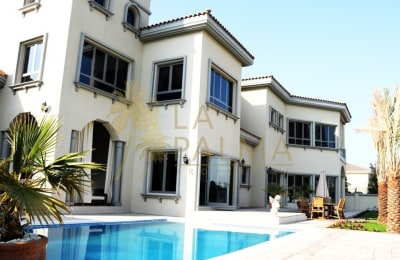 Fully Furnished - 5 Bed with Marina View -