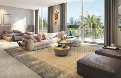 Luxury Golf Course | Living Dubai Hills -