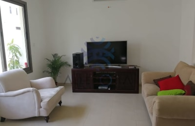 Furnished 3 Bedrooms Plus Maid Excellent Condition -