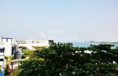 Beach club|Sea View|Huge 1 bedroom, Al Khudrawi -