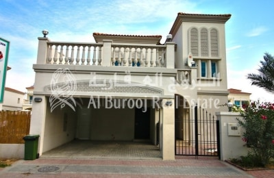 Amazing Investment in JVT-Rented 2BR Villa-Great Return -