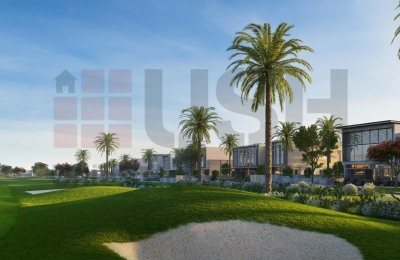 GOLFCOURSE VILLA WITH 4% WAIVER BY EMAAR -