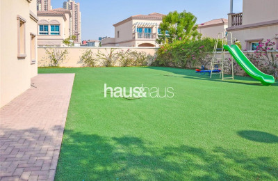 Landscaped garden | Artificial Grass | Vacant -