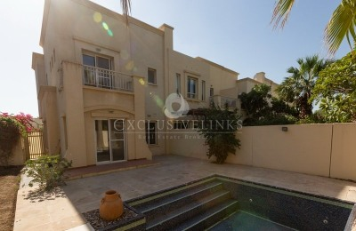 Springs Villa for rent with Private Pool -