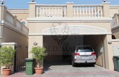 Upgraded JVC Townhouse | Full Park View -