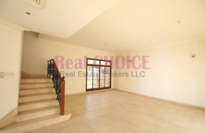 Rent a Villa in Very Smart Area | 12 Mos 4 Cheques -