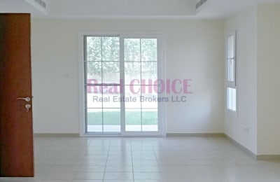 Corner End Villa|Property is Rented|Spacious 3BR -