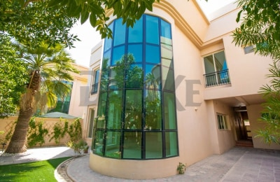 One Month Free| walking Distance to Canal |spacious 5 Bed Villa -