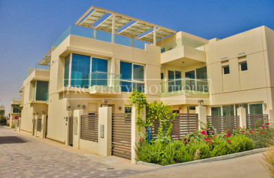 4 Bed Villa | Corner Plot | Low DEWA Bills -