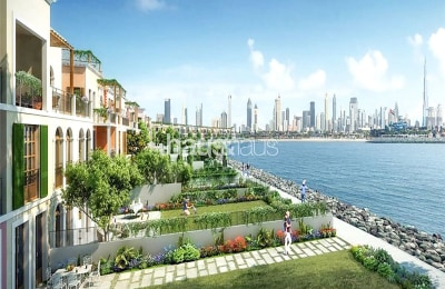 Townhouse by the Sea | Beautiful Views | Jumeirah -