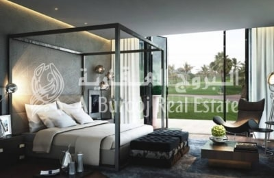 Trinity,Damac Hills-Golf Course Community-4BR Villa -