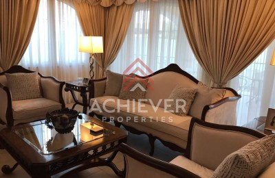 Spacious and Furnished Villa   District 2 -