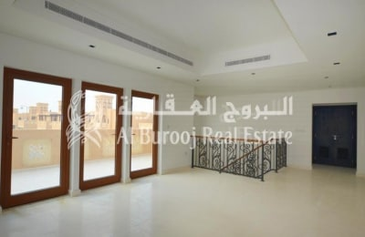 Independent Living in Al Furjan-Type B 5BR+Maids's Villa -