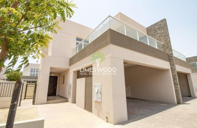 3 BR VILLA FOR RENT @ AED130,000/- WITH FREE MAINTENANCE -
