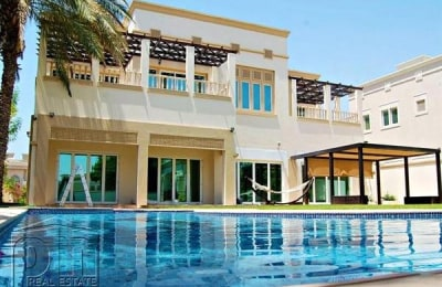 Huge R Sector villa with Full Golf Views. -