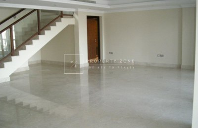 Well Maintained 3 BR+ Maids Podium Villa -