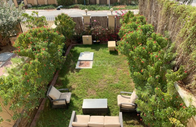 Fully Furnished | Private Garden | 1 Bed Townhouse -