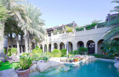 Luxury residence in the heart of Al Safa -